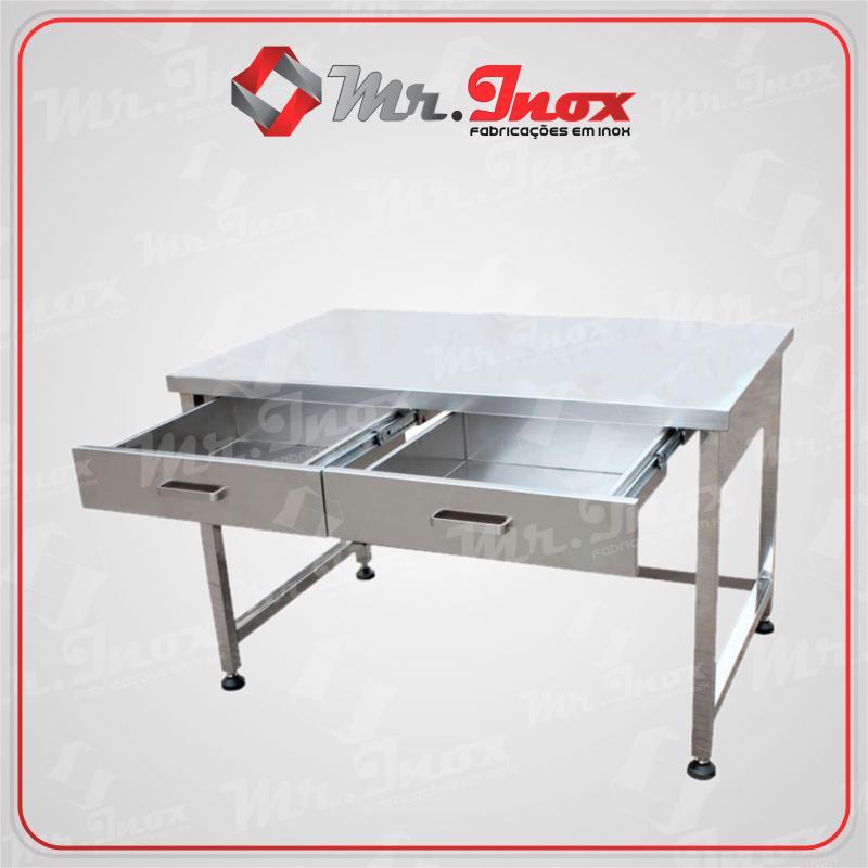 Móveis inox cozinha industrial