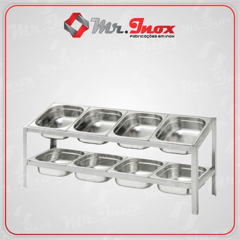 Fabricação de cozinhas industriais
